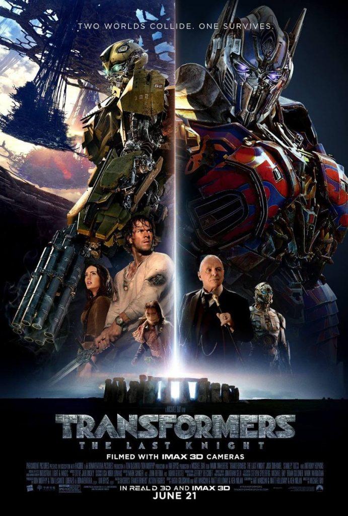 transformers o ultimo cavaleiro 691x1024 - TRANSFORMERS: O Último Cavaleiro e BUMBLEBEE terão uma sequência
