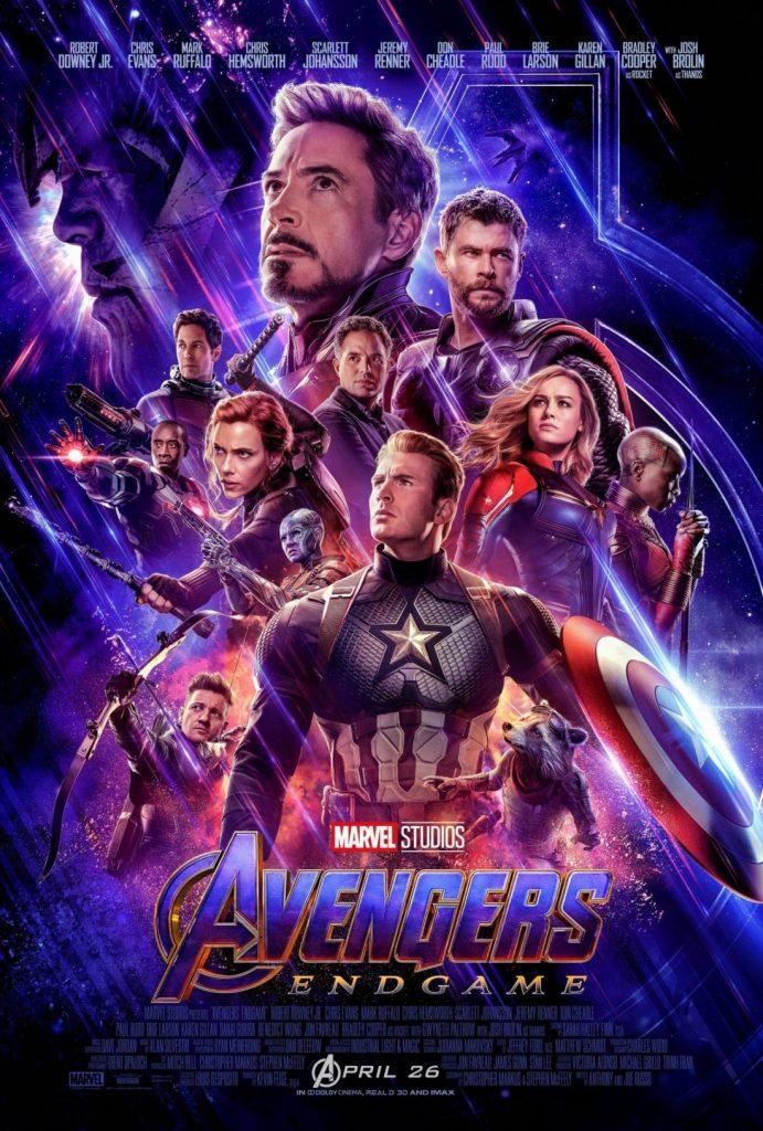 vingadores ultimato poster 691x1024 - Vingadores Ultimato - Marvel libera novo trailer e poster do filme