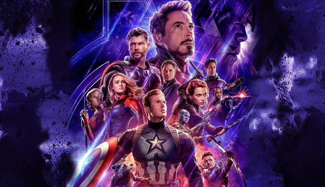 Vingadores Ultimato Marvel Estúdios