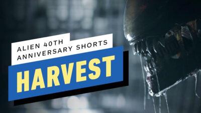 Alien: HARVEST | IGN divulga o sexto curta dos 40 anos de aniversário de Alien