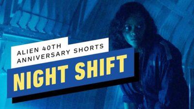 Alien: Night Shift – IGN divulga o terceiro curta dos 40 anos de aniversário de Alien