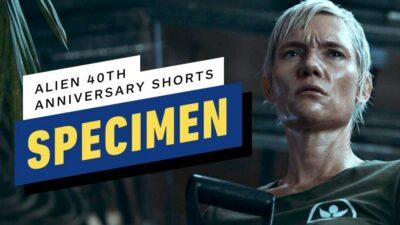Alien: Specimen – IGN divulga o segundo curta dos 40 anos de aniversário de Alien.