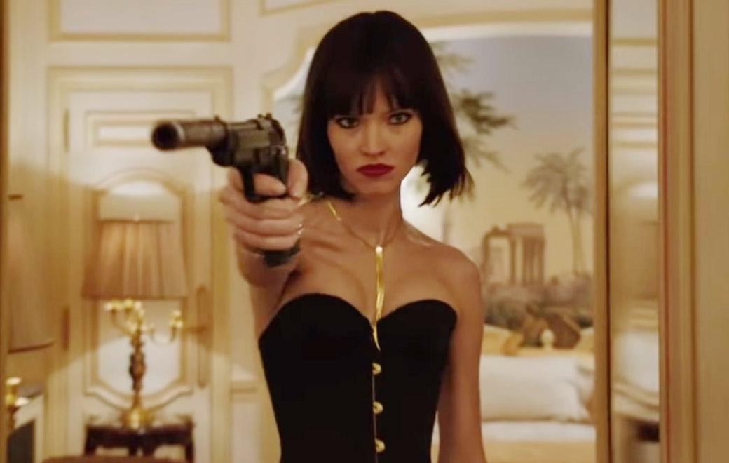 ANNA | Thriller de ação e ficção científica dirigido por Luc Besson
