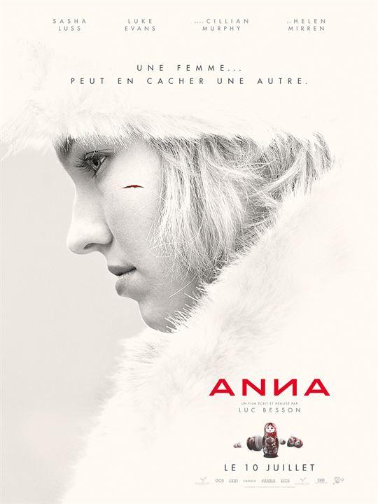 Anna - Dirigido por Luc Besson