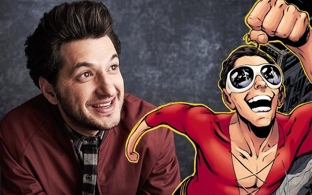 Ben Schwartz disse que o Homem-Borracha pode ser o Deadpool do Universo DC