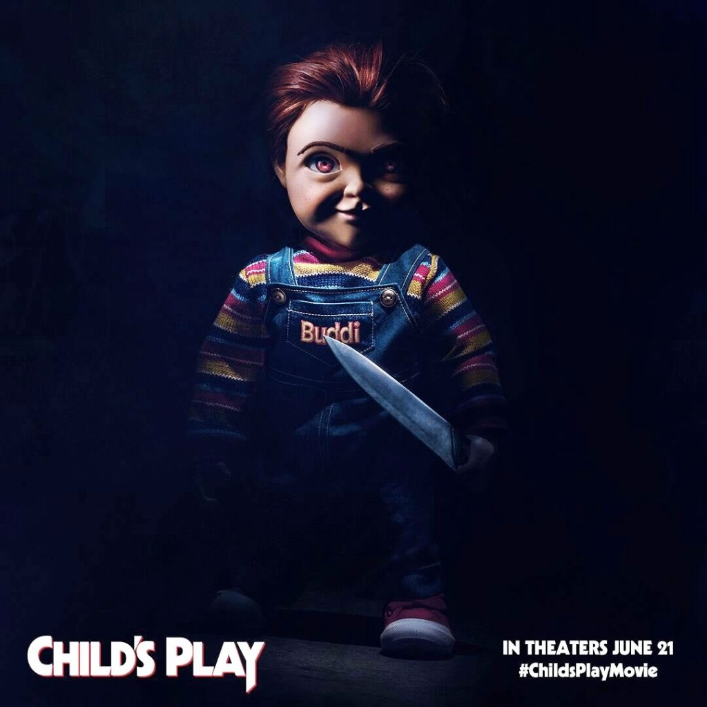 Chucky Child´s Play Reboot 2019