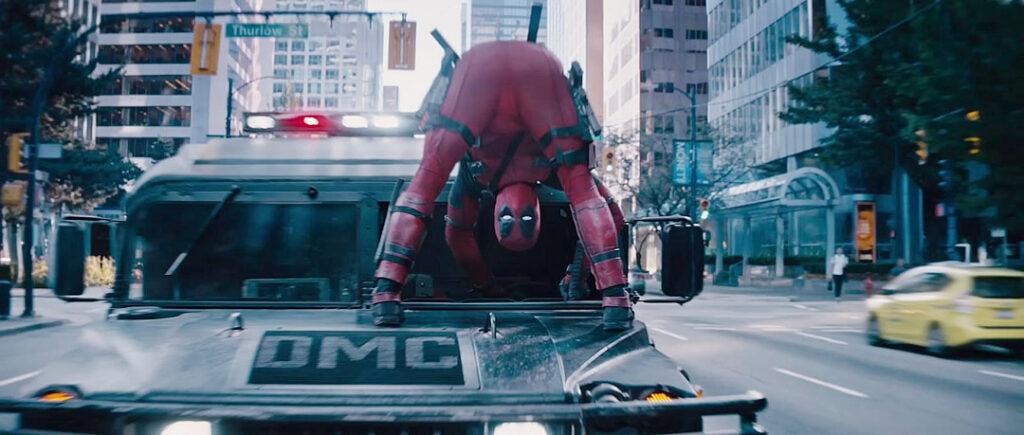 Deadpool Marvel 1024x435 - Diretores de Vingadores: Ultimato discutem como Deadpool vai mudar o Universo Cinematográfico da Marvel