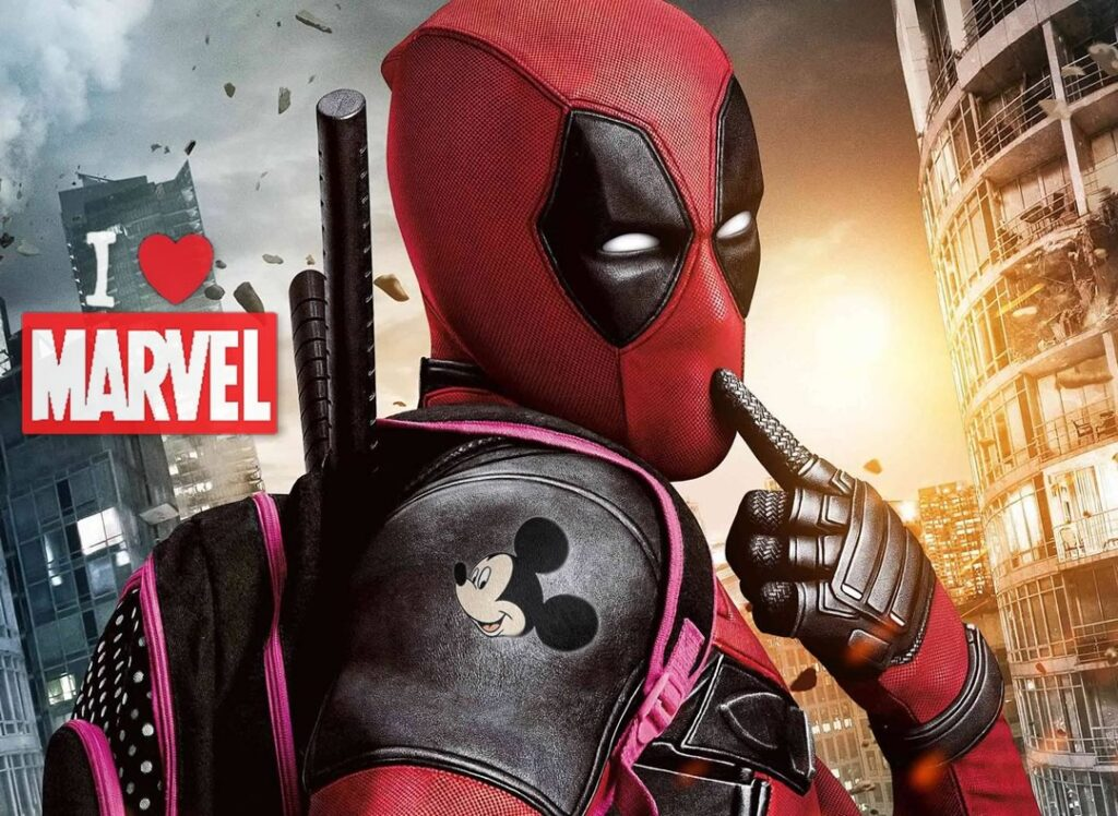 Deadpool vai mudar o Universo Cinematográfico da Marvel