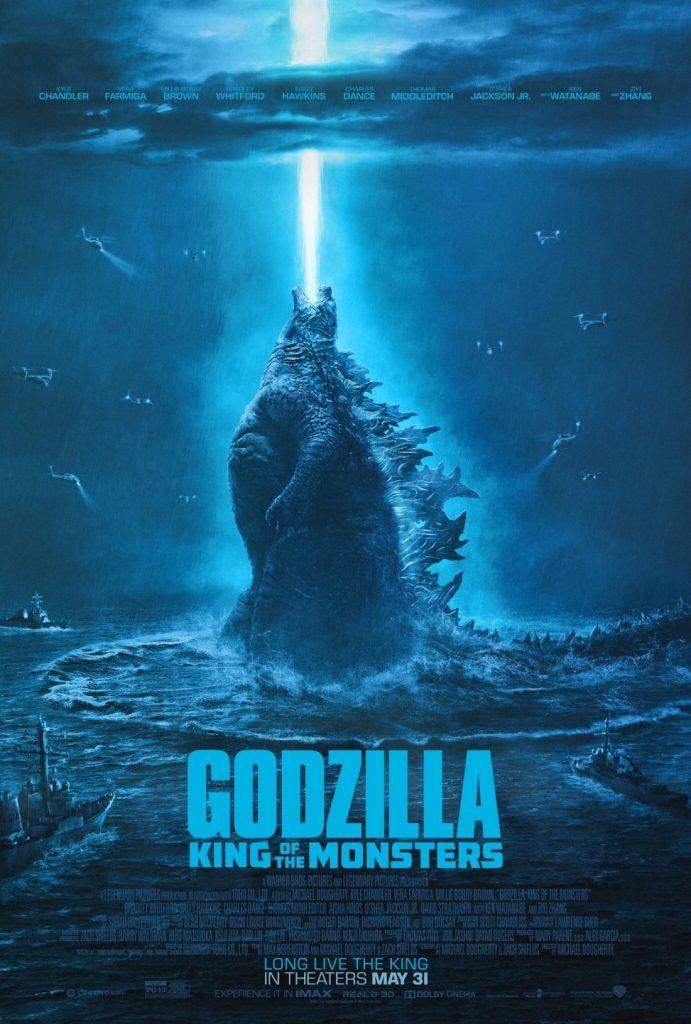 GODZILLA Rei dos Monstros novo poster 691x1024 - GODZILLA II: Rei dos Monstros | Novo poster