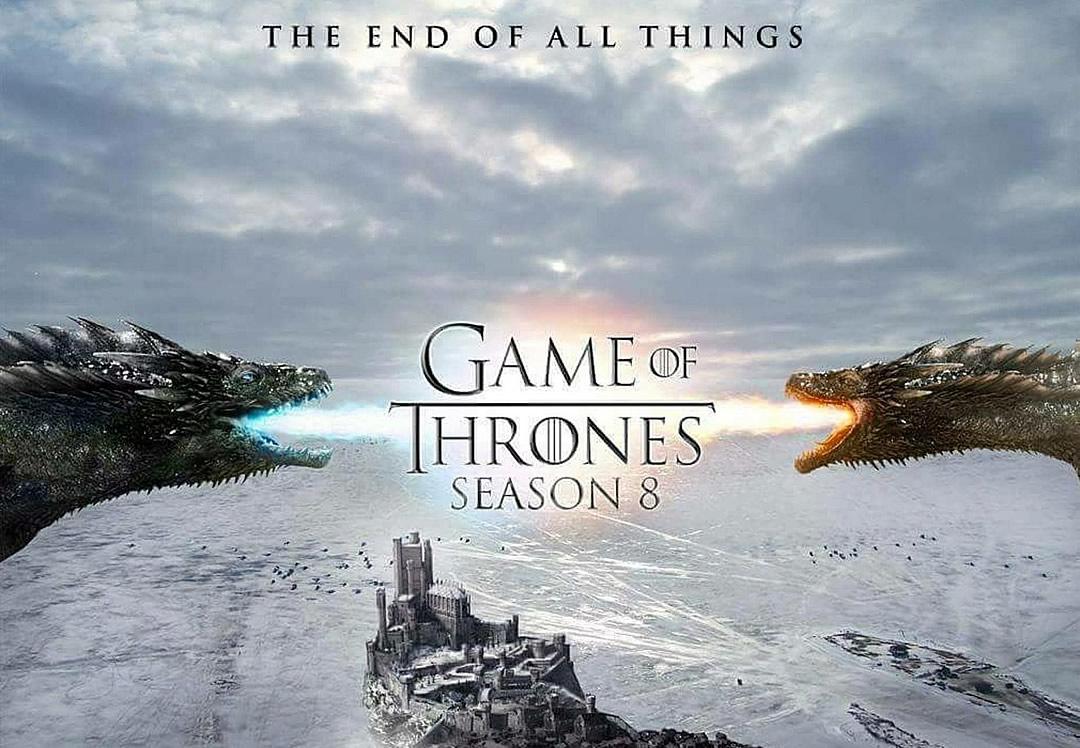Game of Thrones: Teaser e poster da 8ª Temporada