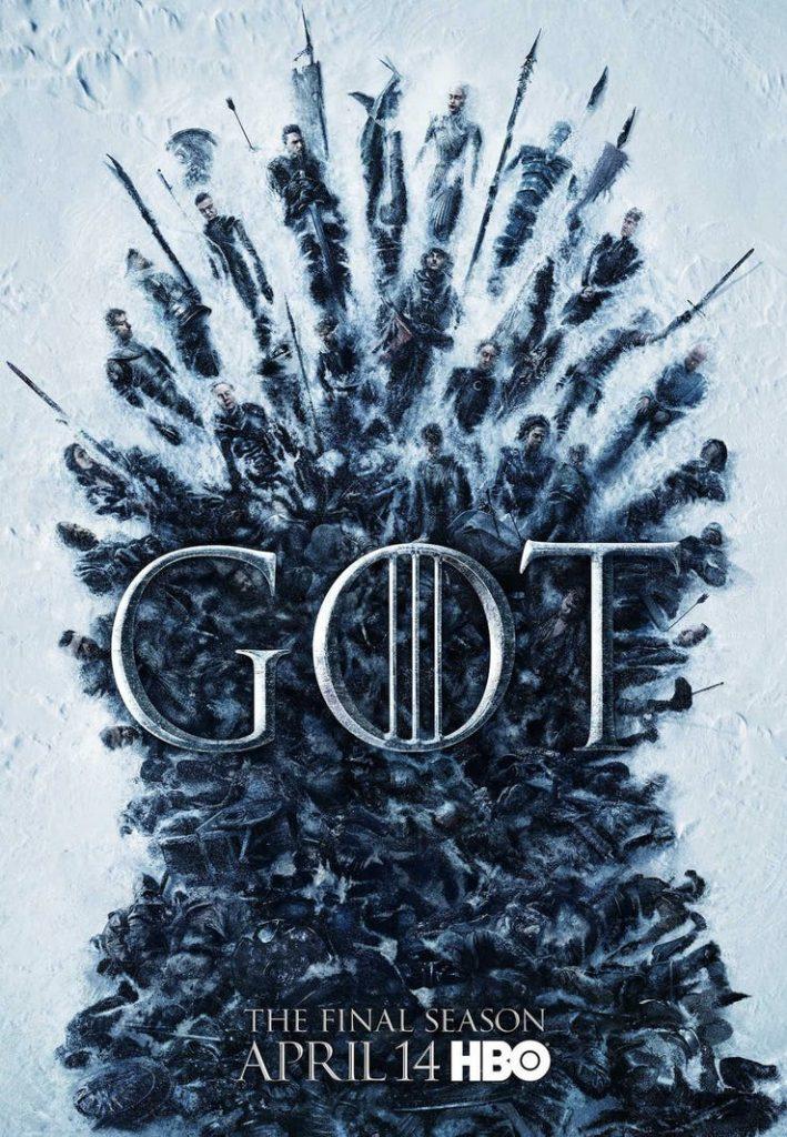 8ª Temporada de Game of Thrones