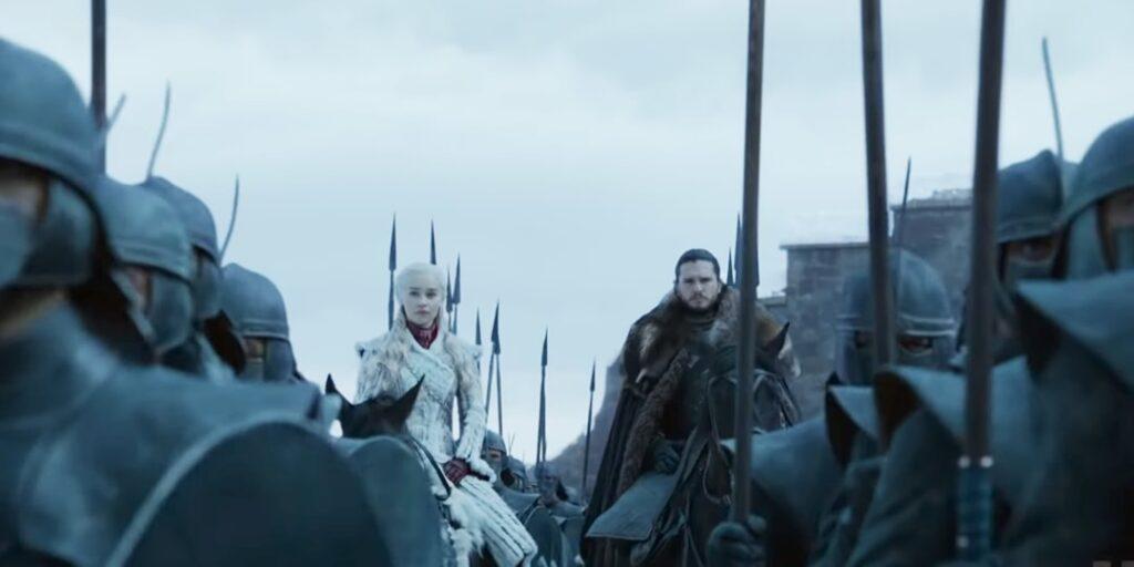 Game of Thrones 8ª Temporada - Batalha de Winterfell