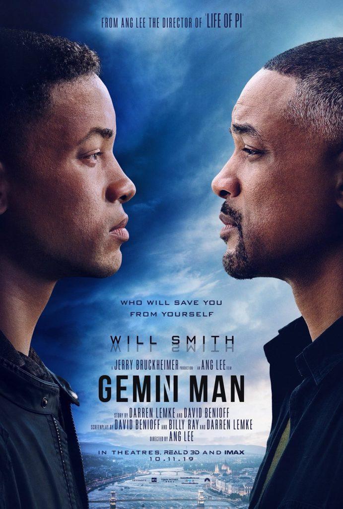 Gemini Man - Will Smith - Dirigido por Ang Lee