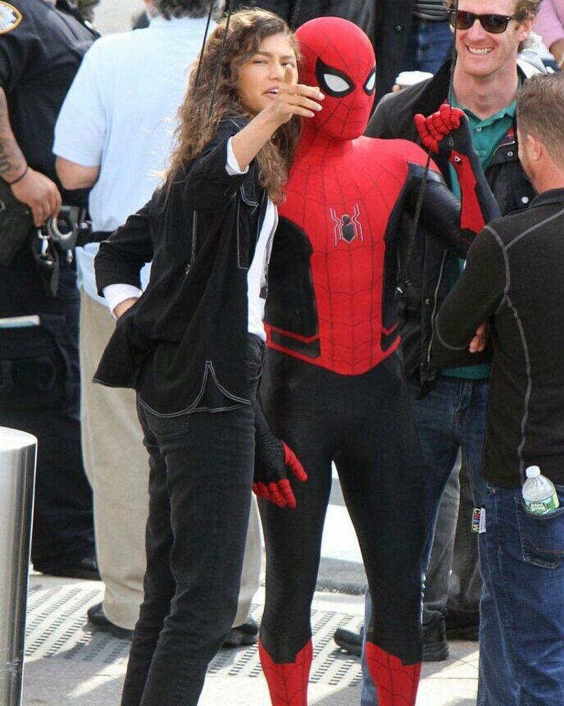 Homem-Aranha: Longe de Casa - Novas imagens
