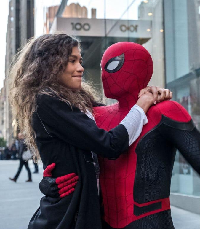 Homem-Aranha: Longe de Casa - Peter Parker e MJ