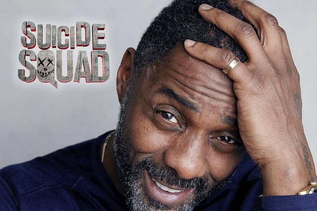 Idris Elba não será o Pistoleiro do Esquadrão Suicida 2