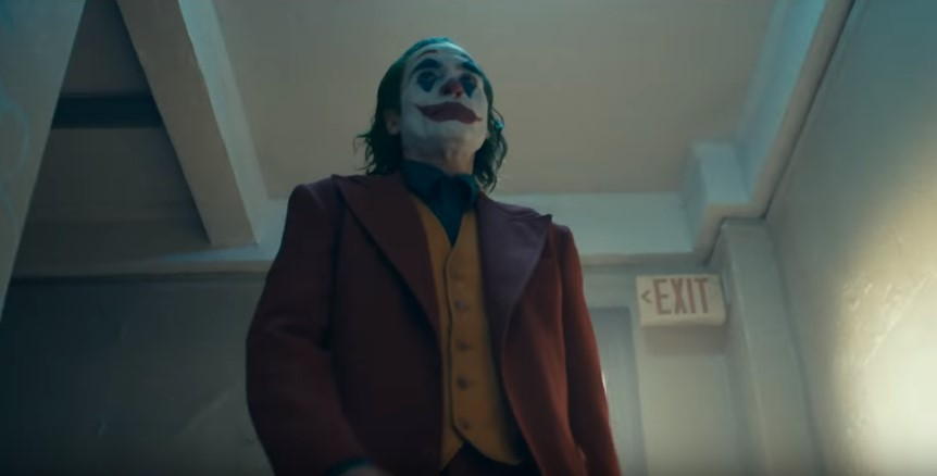 Joaquin Phoenix como Coringa