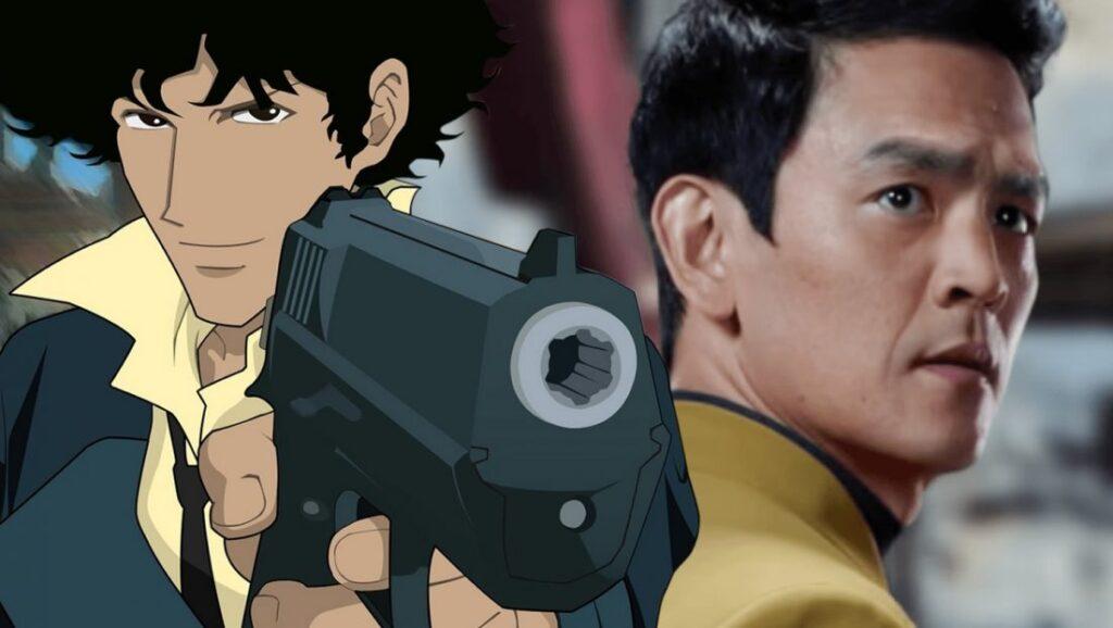John Cho irá interpretar Spike Spiegel de COWBOY BEBOP - Série Live-Action da Netflix