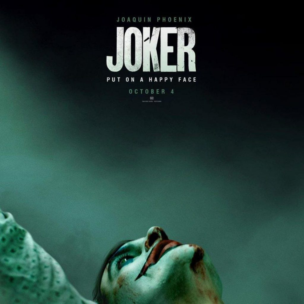 """Joker  """"Coloque um sorriso nessa cara"""""""