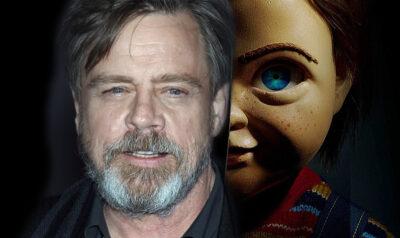 Mark Hamill será a nova voz de Chucky Reboot