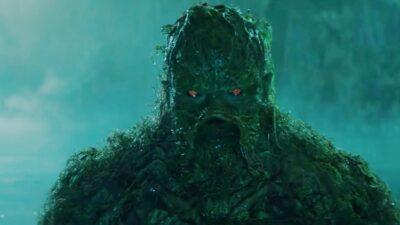 Monstro do Pântano | Teaser da série da DC mostra o visual da criatura