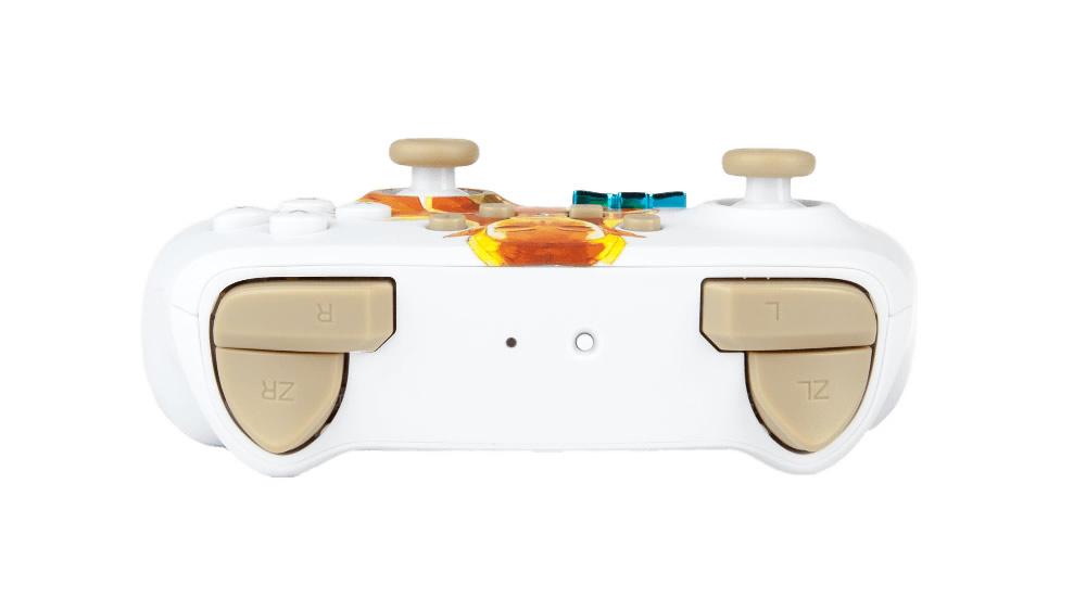 PowerA Controle Princesa Zelda - Vista Frontal - Nintendo Switch