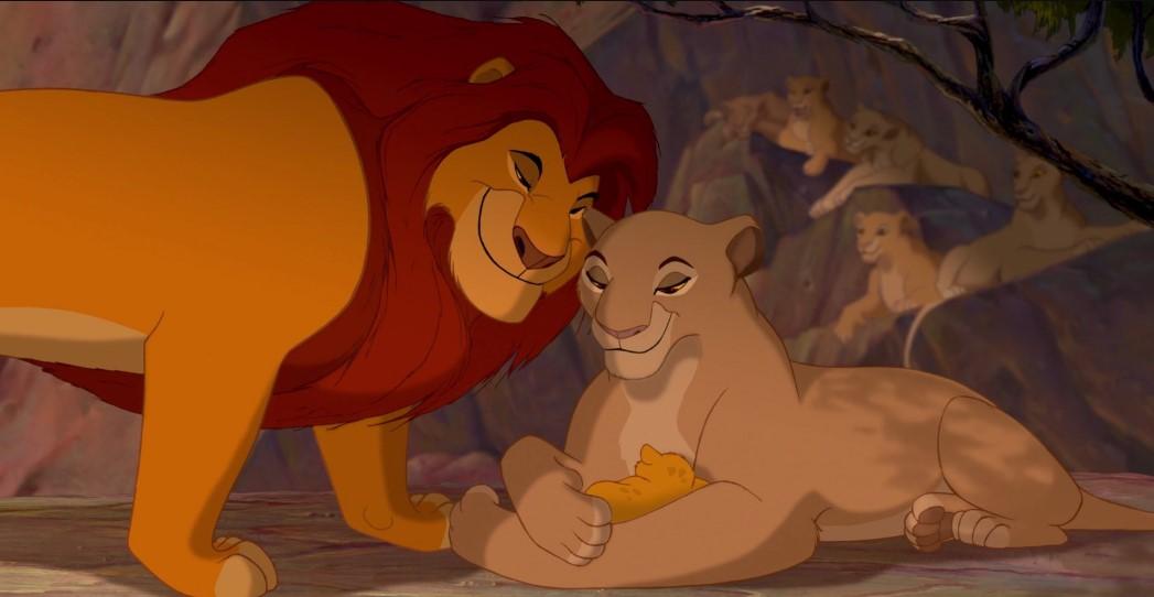 Rei Leao Mufasa e Sarabi - Teste seus conhecimentos sobre O Rei Leão