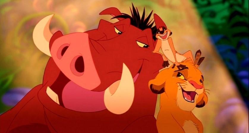Rei Leao Simba Timao Pumba - Teste seus conhecimentos sobre O Rei Leão