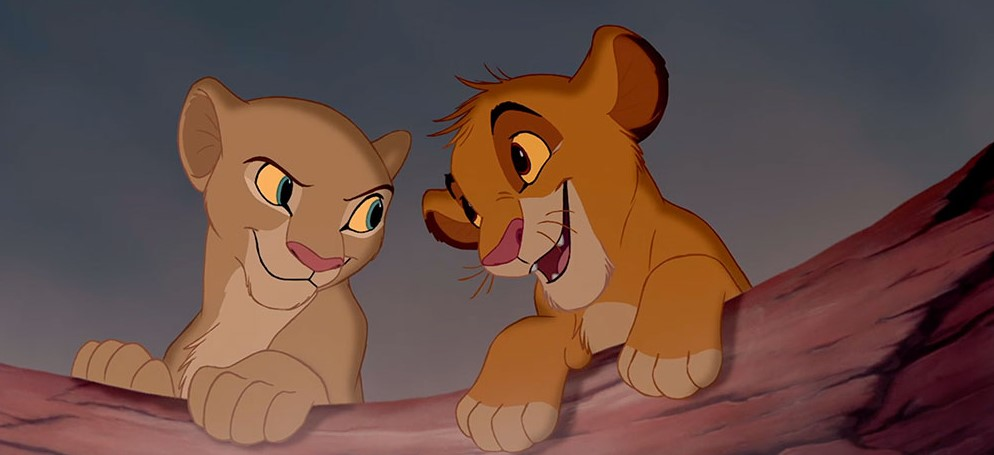 Rei Leao Simba e Nala - Teste seus conhecimentos sobre O Rei Leão