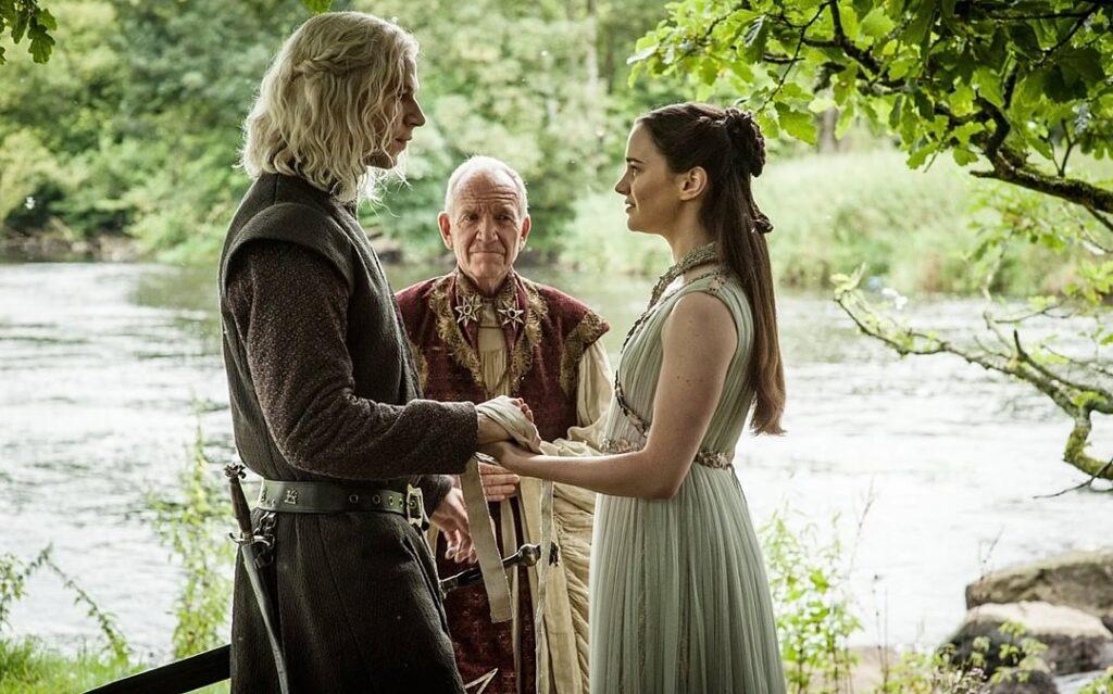 Jon Snow finalmente descobrindo sua verdadeira filiação: Rhaegar e Lyanna