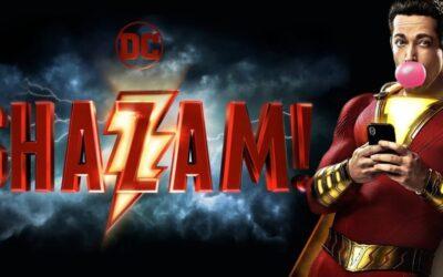 Teste seus conhecimentos sobre SHAZAM!