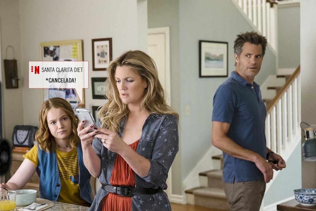 Santa Clarita Diet | Netflix cancela a série após 3ª temporada