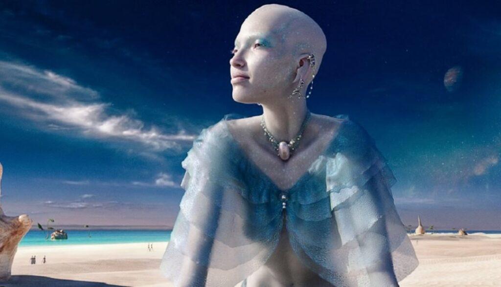 Sasha Luss interpretou a princesa Lihõ Minaa em Valerian a Cidade dos Mil Planetas