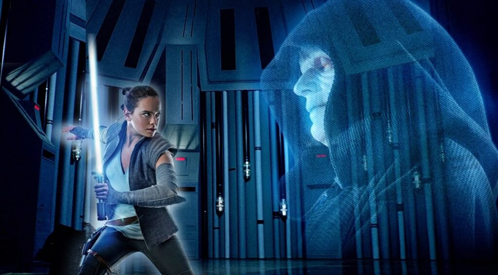 Imperador Palpatine confirmado para aparecer em STAR WARS: A Ascensão Skywalker