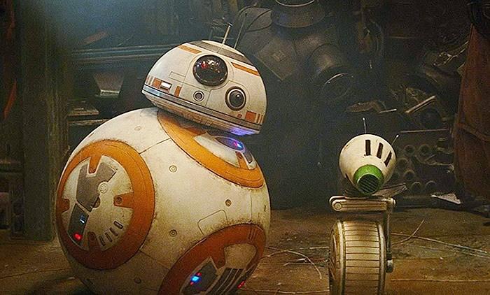 STAR WARS: A ASCENSÃO SKYWALKER | Introduz o novo droid D-0 amigo de BB-8