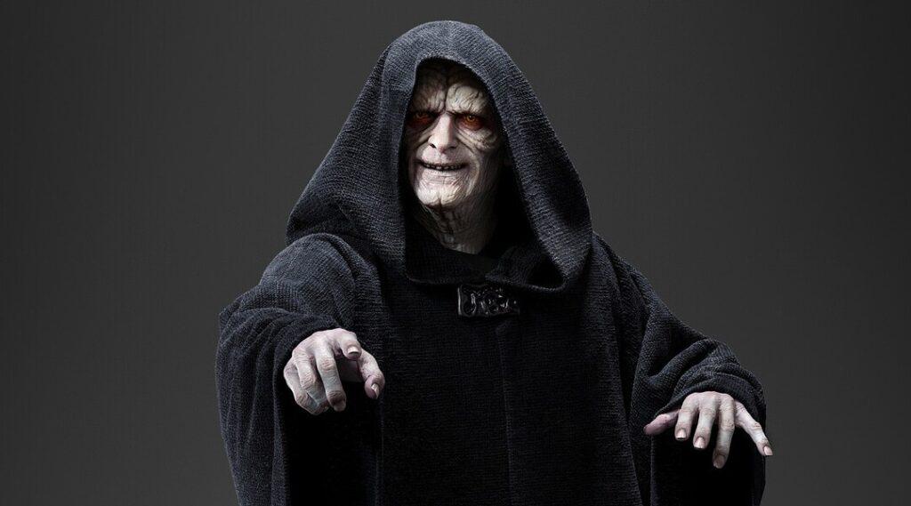 Palpatine foi o responsável por toda trama de Star Wars