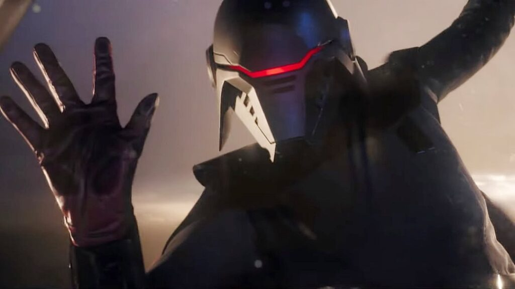 Star Wars Jedi: Fallen Order - Inquisidora Inperial caçadora de Jedi