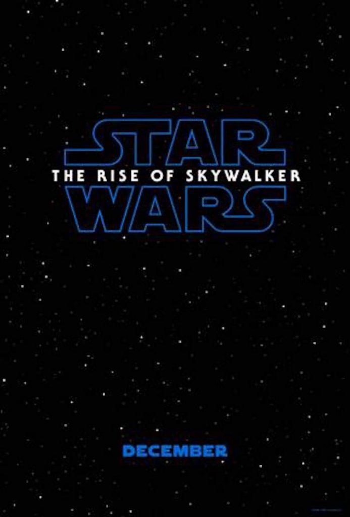Star Wars The Rise Of Skywalker poster 693x1024 - Star Wars: A Ascensão Skywalker | Disney libera emocionante teaser do Episódio IX