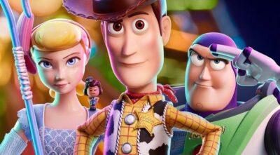 TOY STORY 4 | Novo poster reúne Woody, Buzz Lightyear e Betty
