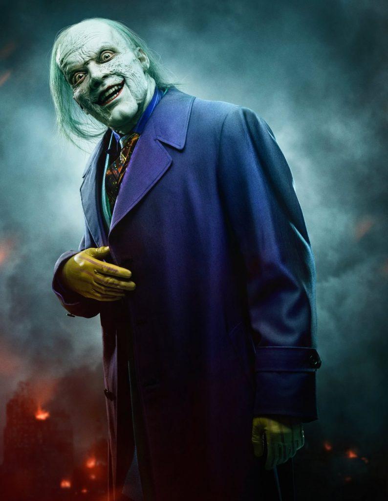 Visual do Coringa de Gotham é revelado