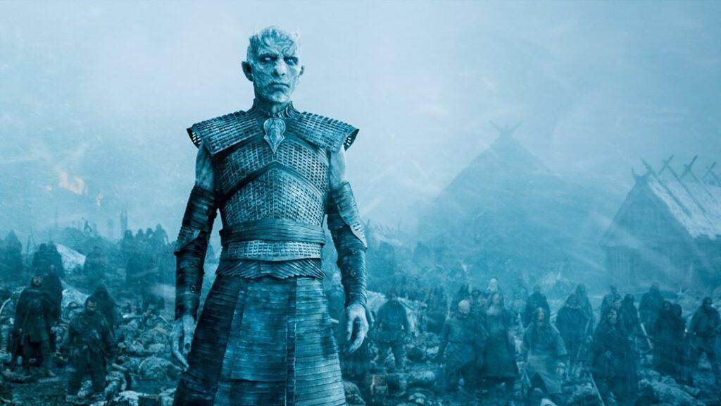 White  Walkers - Game of Thrones - 8ª Temporada