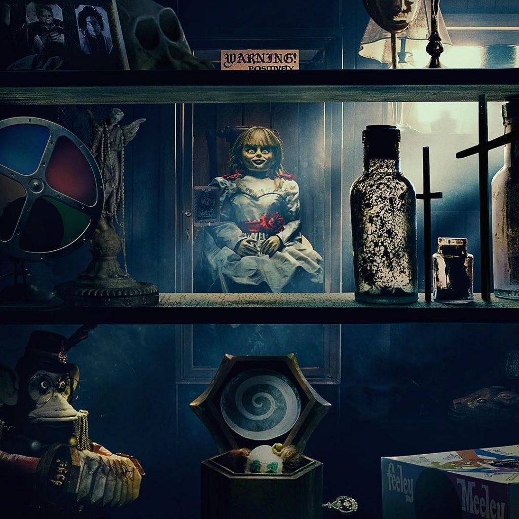 Annabelle Comes Home - James Wan divulga imagem do terceiro filme da boneca amaldiçoada