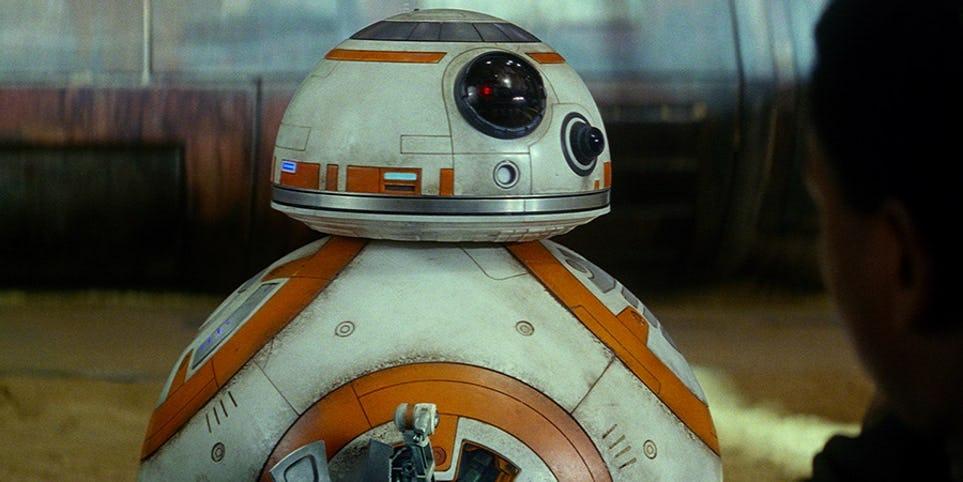 bb8 star wars - Teste seus sobre a Saga Star Wars