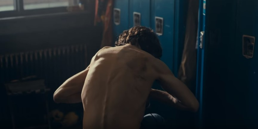 Coringa interpretado por Joaquin Phoenix