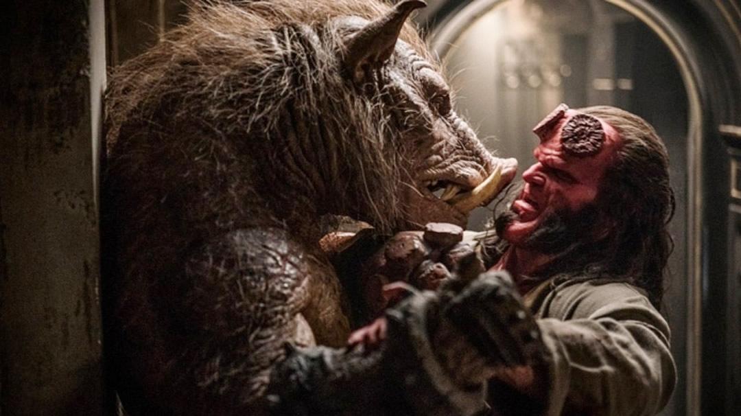 Hellboy | Video dos bastidores mostra efeitos especiais tradicionais