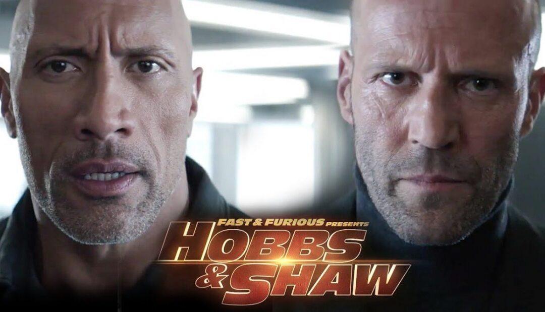 Velozes & Furiosos: Hobbs & Shaw | Novo trailer da dupla com tiros, porradas e bombas