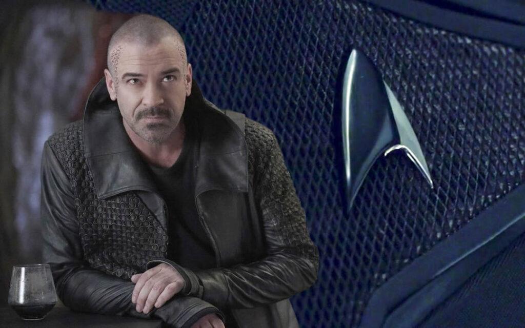 leland secao 31 star trek discovery 1024x640 - Star Trek: Discovery | Alan van Sprang, Capitão Leland da Seção 31, acredita que o Controle irá se tornar os BORGs