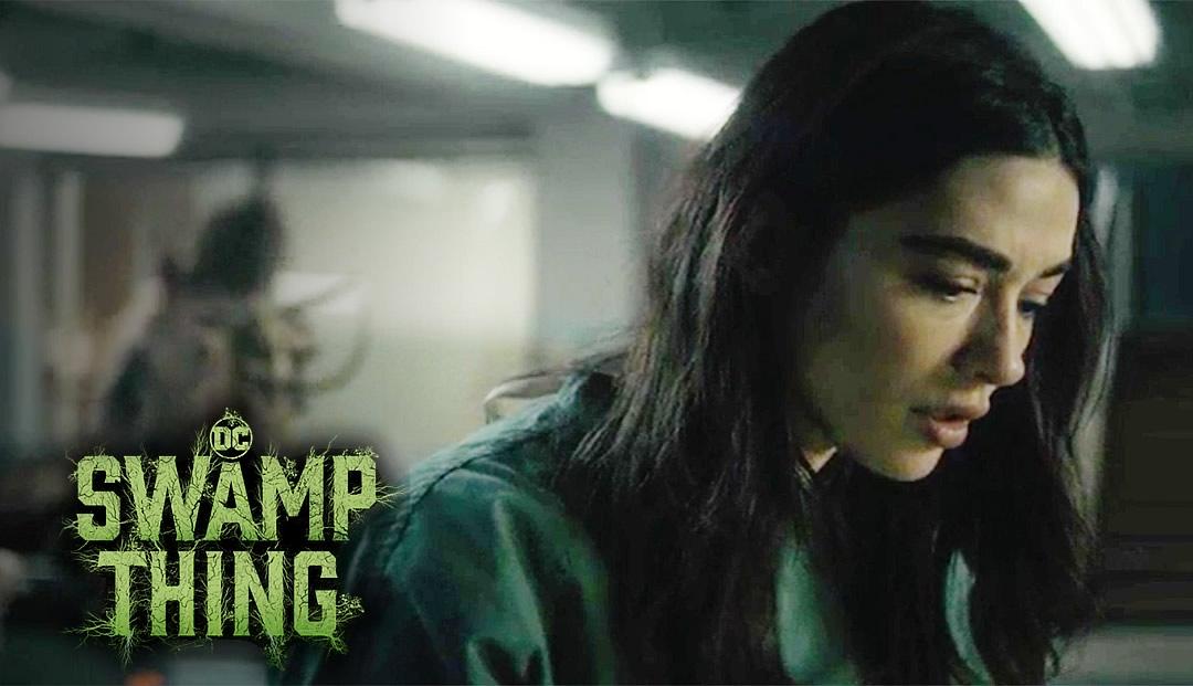 Monstro do Pântano | Trailer em clima de terror da nova série da DC