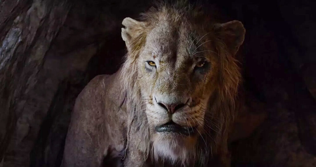 O Rei Leão - Scar