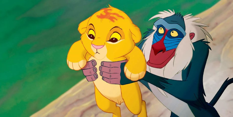 rei leao filho do rei - Teste seus conhecimentos sobre O Rei Leão